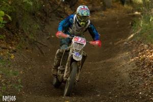 Rekluse rider Jed Haines