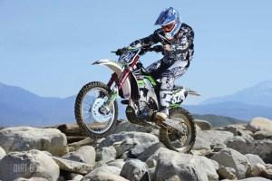 Rekluse rider Gary Sutherlin