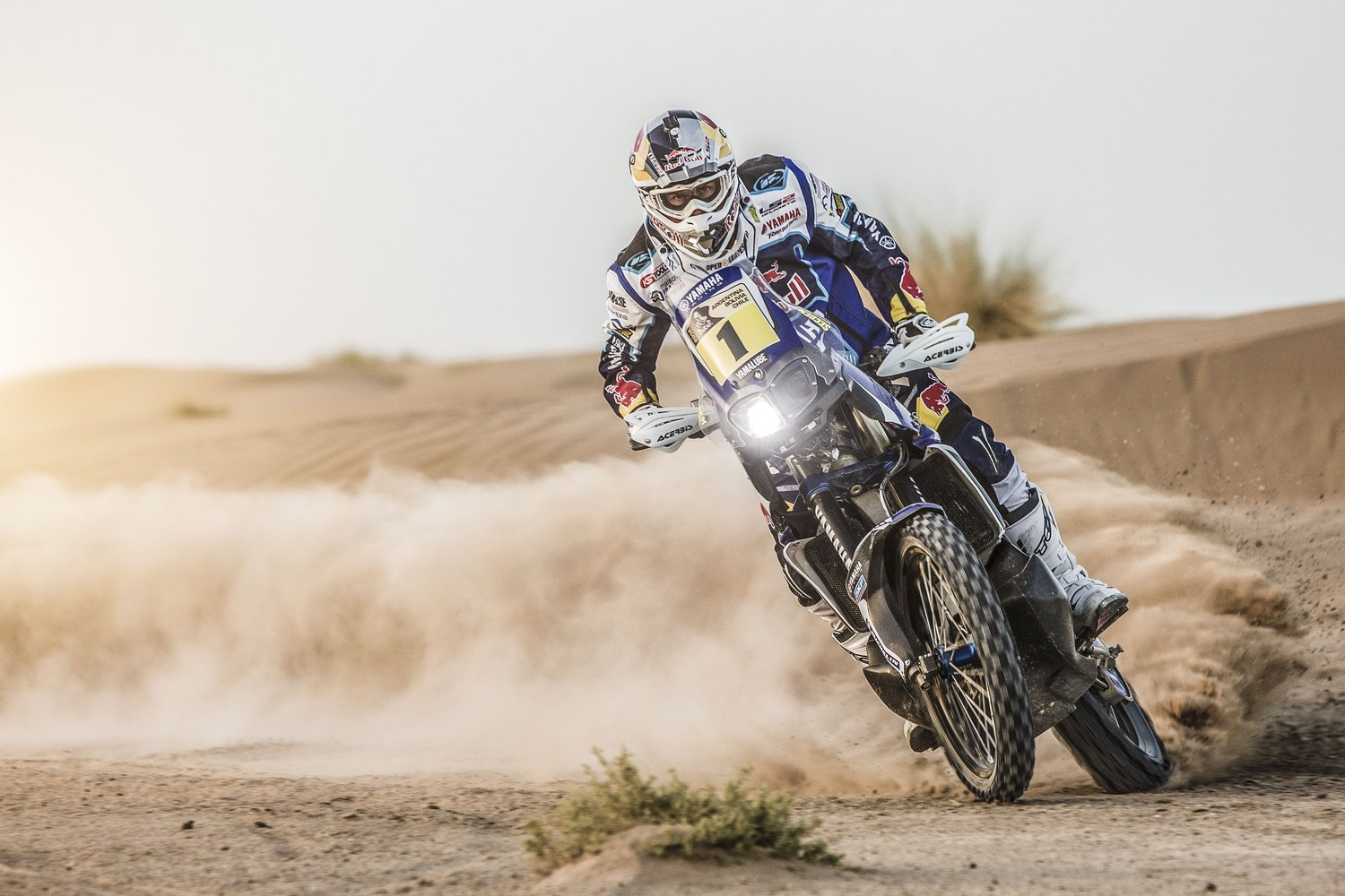 rekluse riders finish 3rd and 4th overall in 2014 dakar